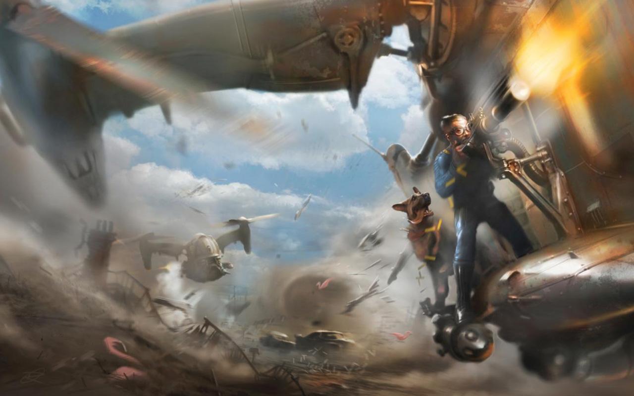 《輻射4》Xbox One同捆版公布 季票已上架