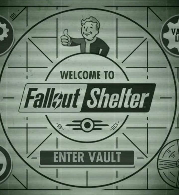 手機游戲《輻射 避難所》發表 已開放下載