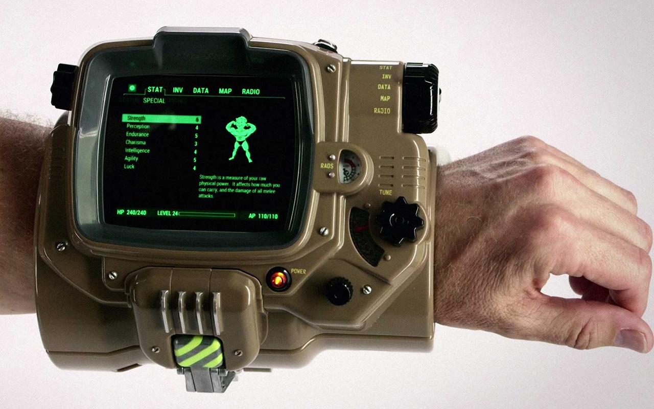 《輻射4》Pip-Boy將不支持大型手機