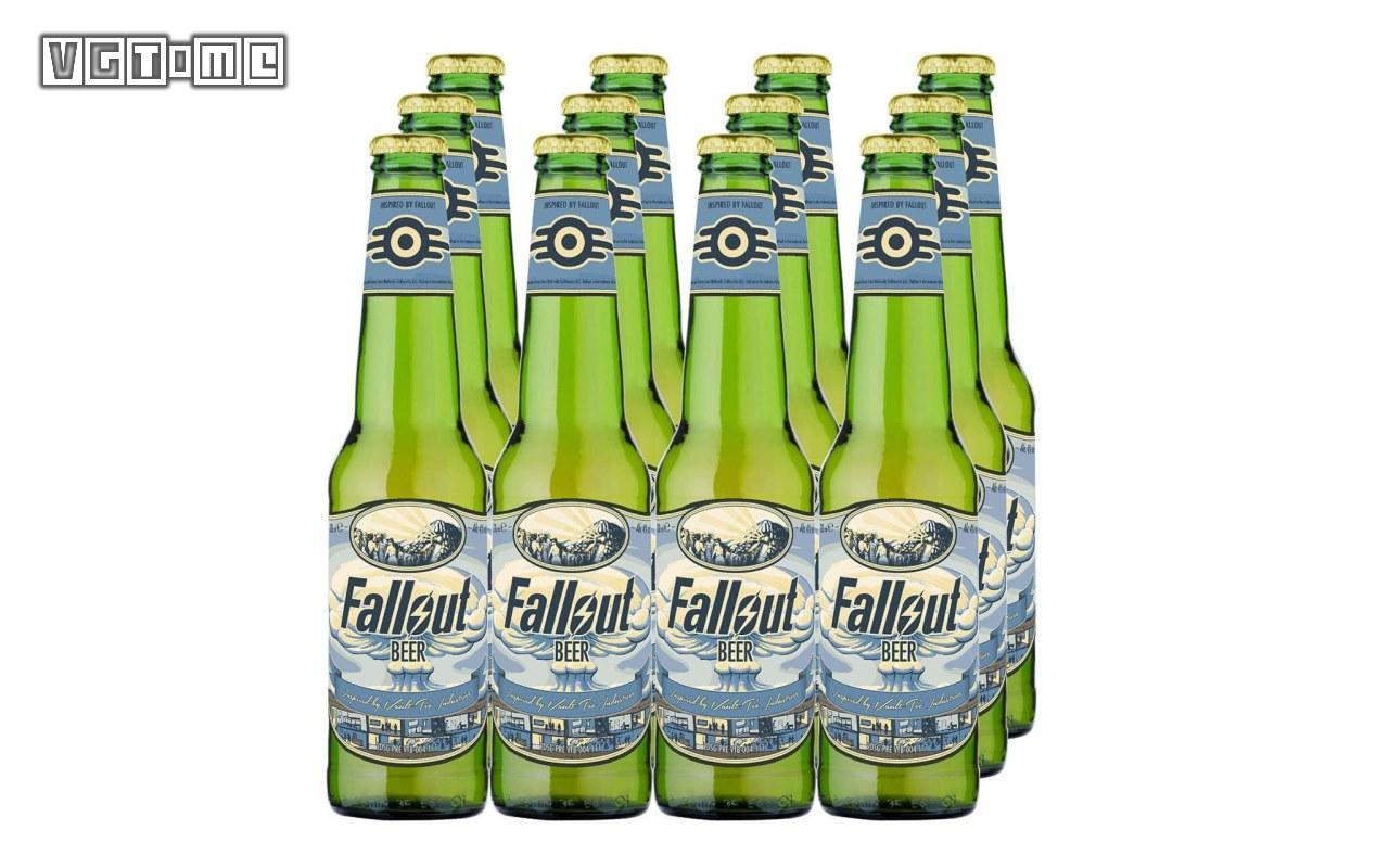Bethesda與嘉士伯合作推出《輻射4》官方啤酒
