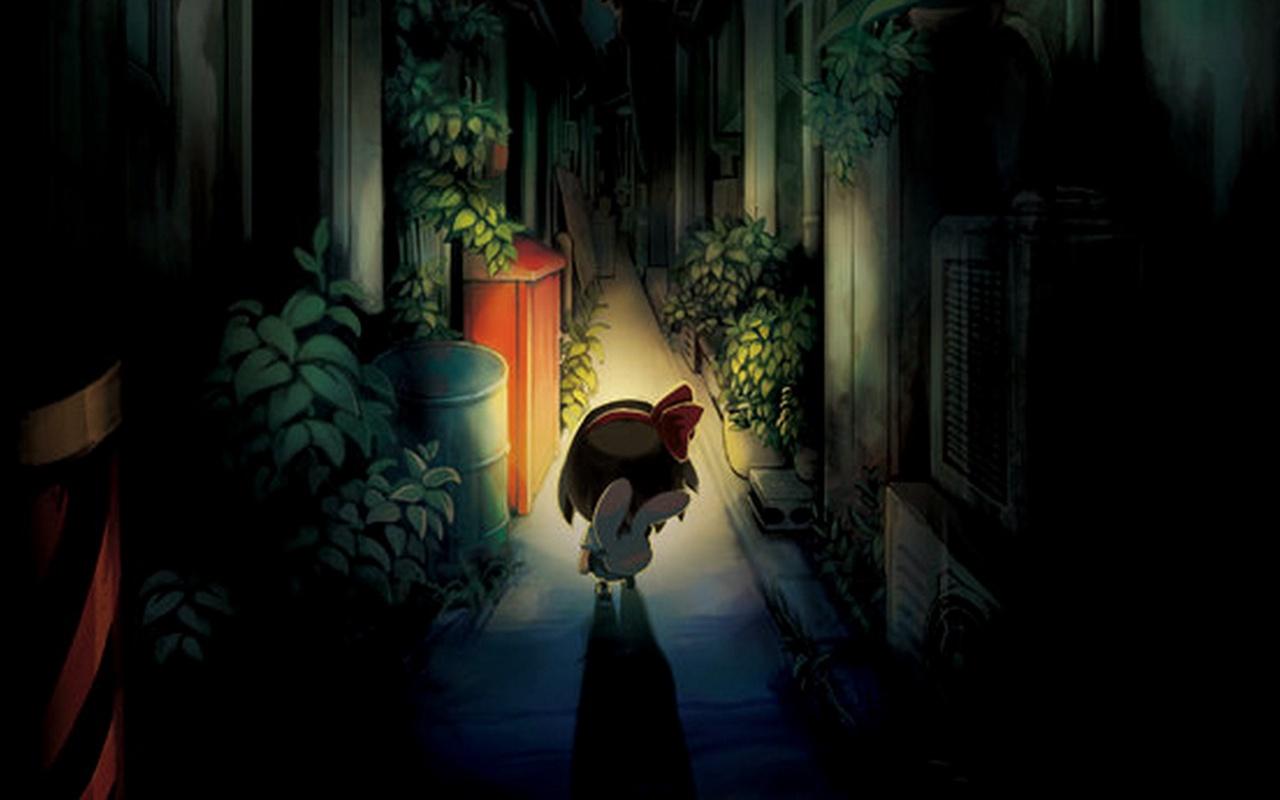 《夜游》:很可爱也挺可怕