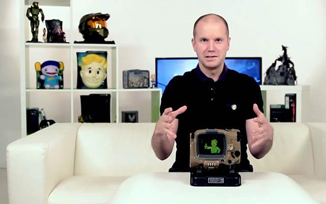 Xbox One版《輻射4》Pip-Boy 開箱視頻
