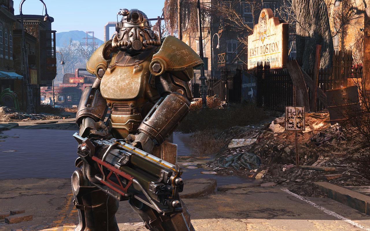 異塵新生 《輻射4》如何試圖成為一款終極角色扮演游戲