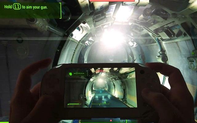 用PSV玩《輻射4》是一種怎樣的體驗?