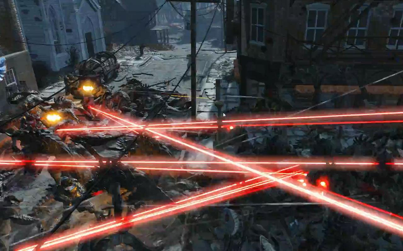 《輻射4》死亡爪鋼鐵兄弟會千人大戰視頻