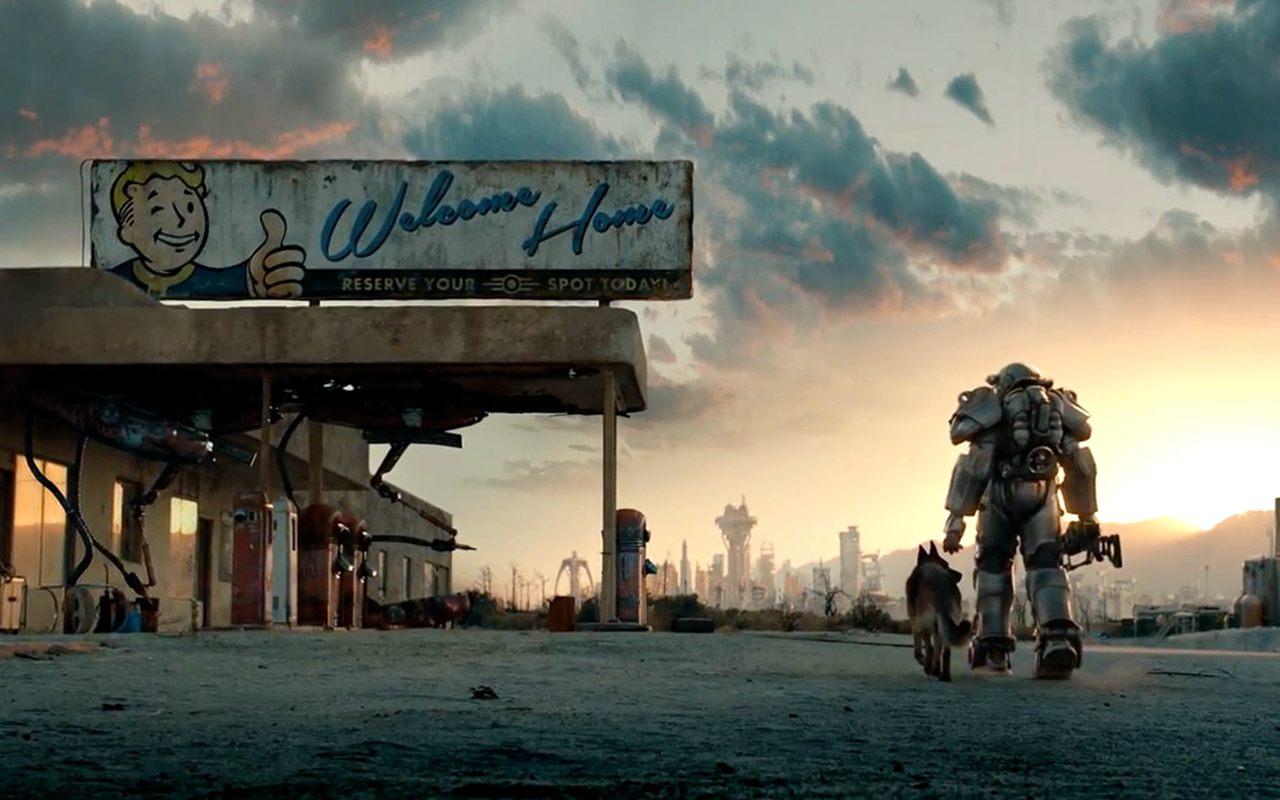 英國游戲周銷量 《輻射4》王者歸來