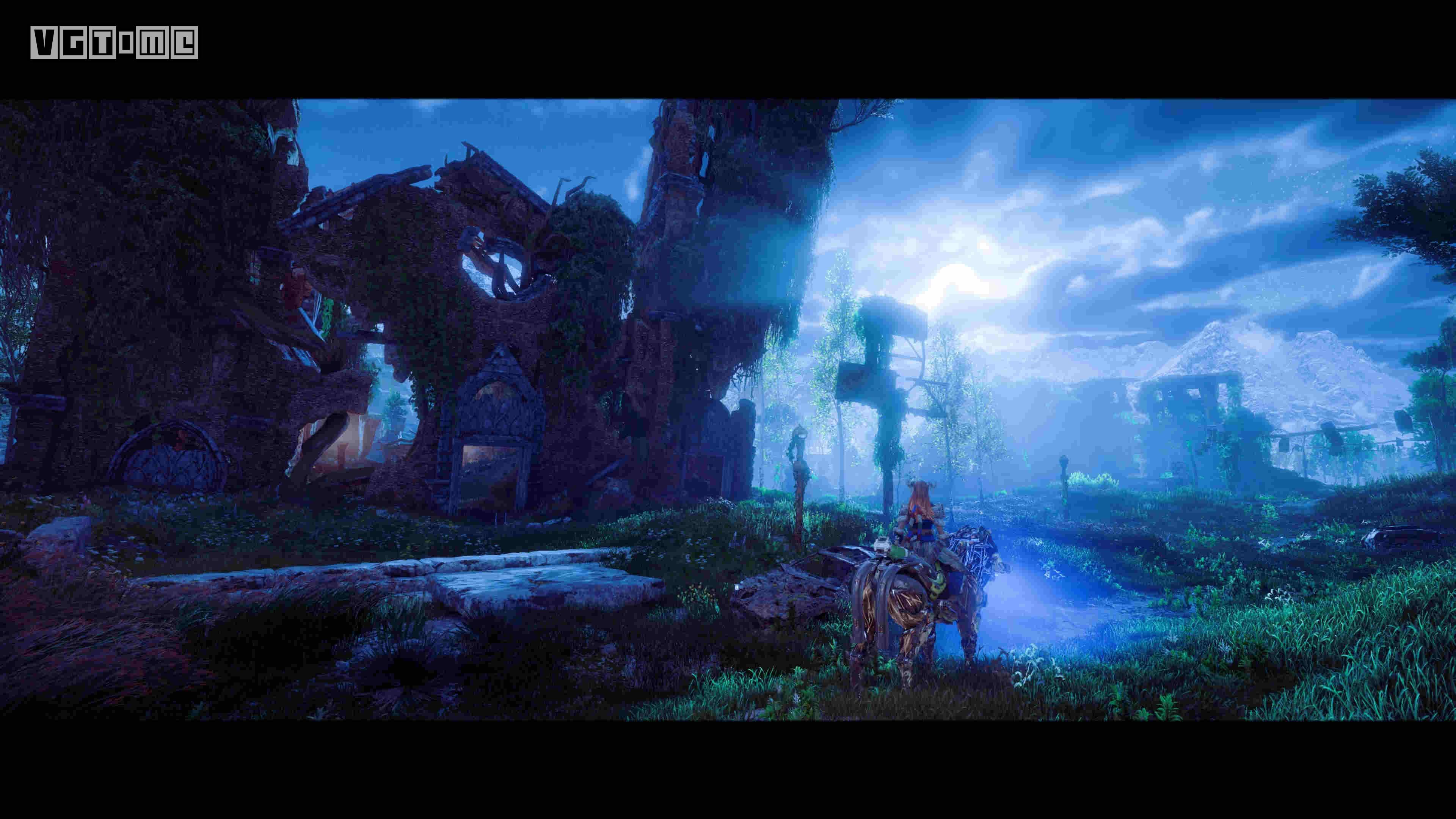 《地平线 零之曙光》摄影大赛投稿展示第二弹