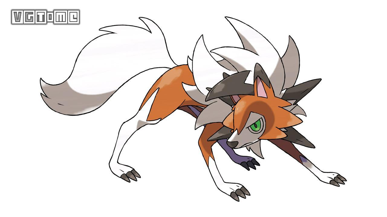 鬃岩狼人-精灵宝可梦究极之日 月 新情报汇总