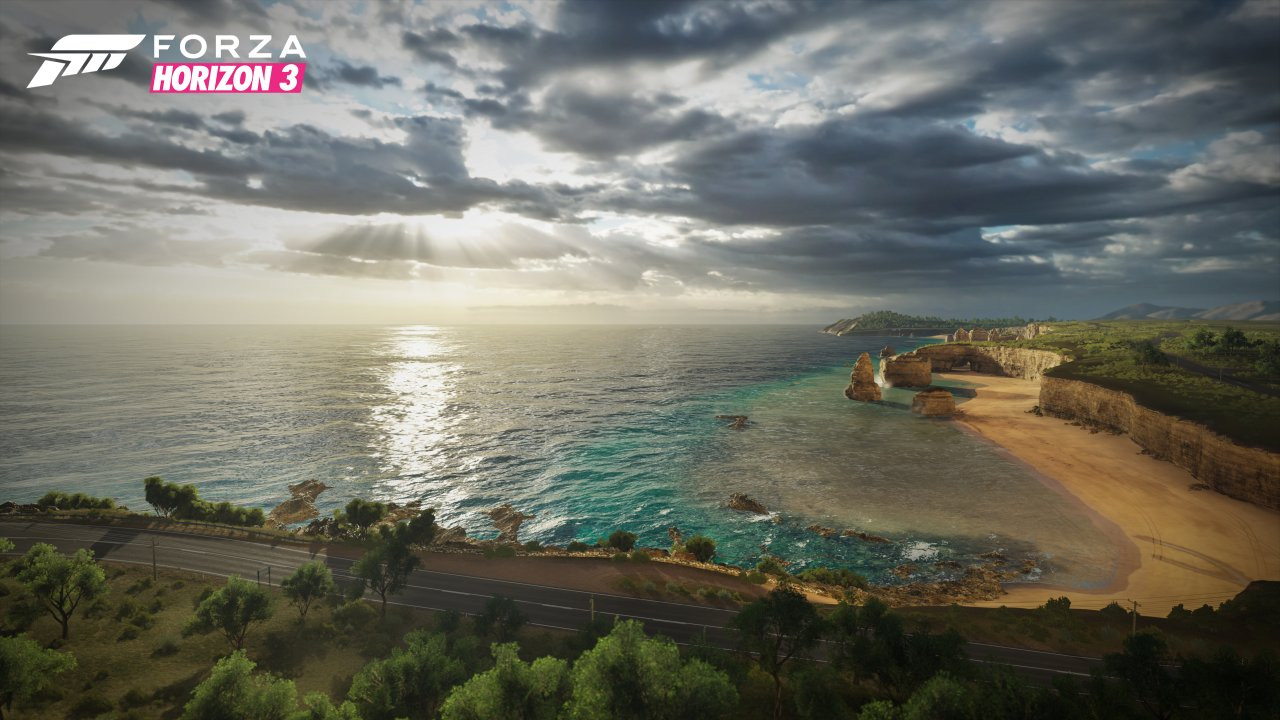 单纯享受驾驶,欣赏沿途的风景:实拍自澳大利亚的天空就真实地呈现在了