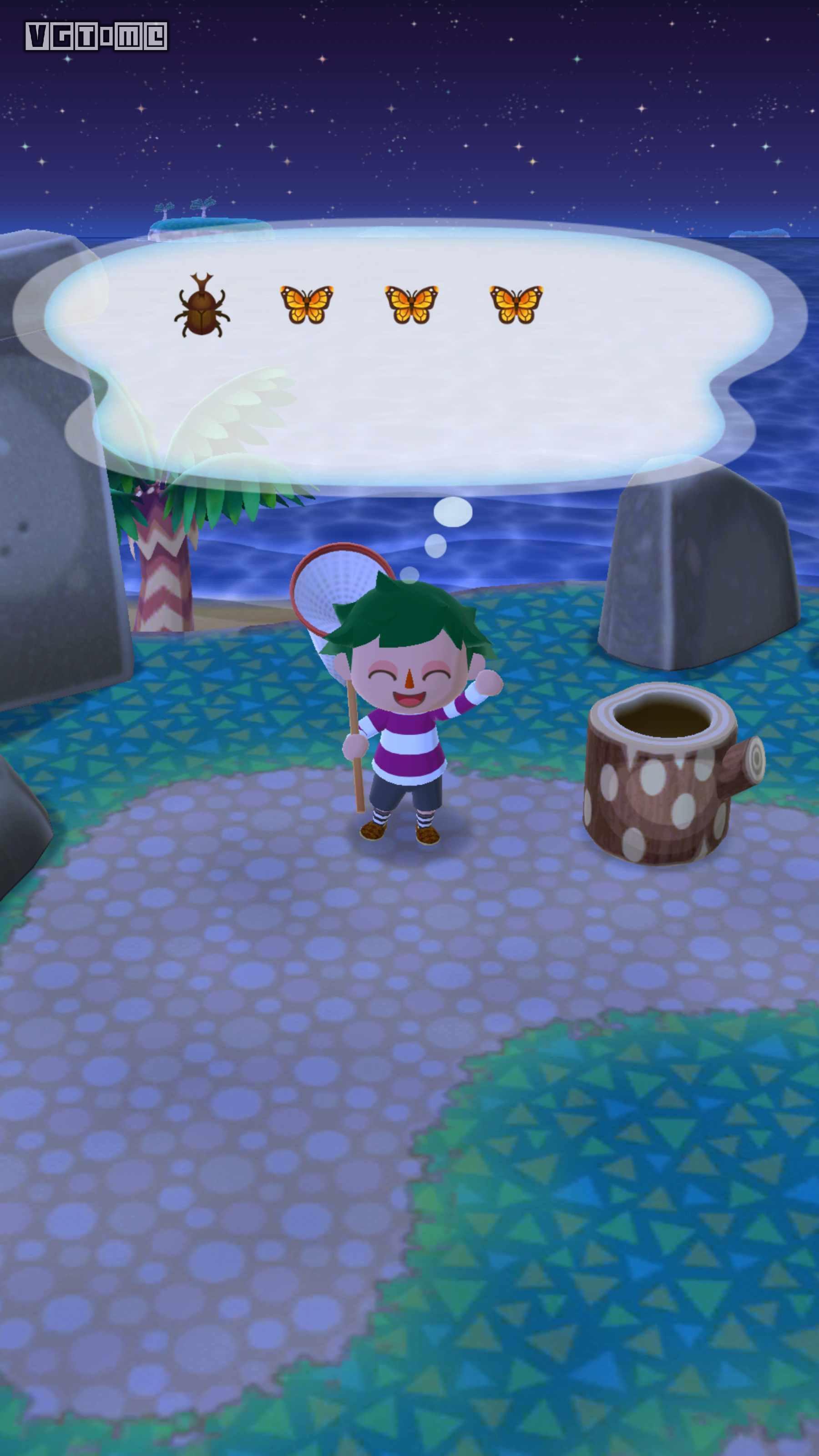 《动物之森:口袋营地》体验:熟悉的,轻量的,萌萌的