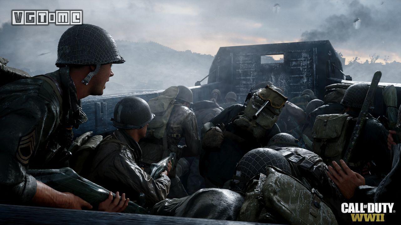 自发售以来,《使命召唤 二战》一直处于双倍经验状态