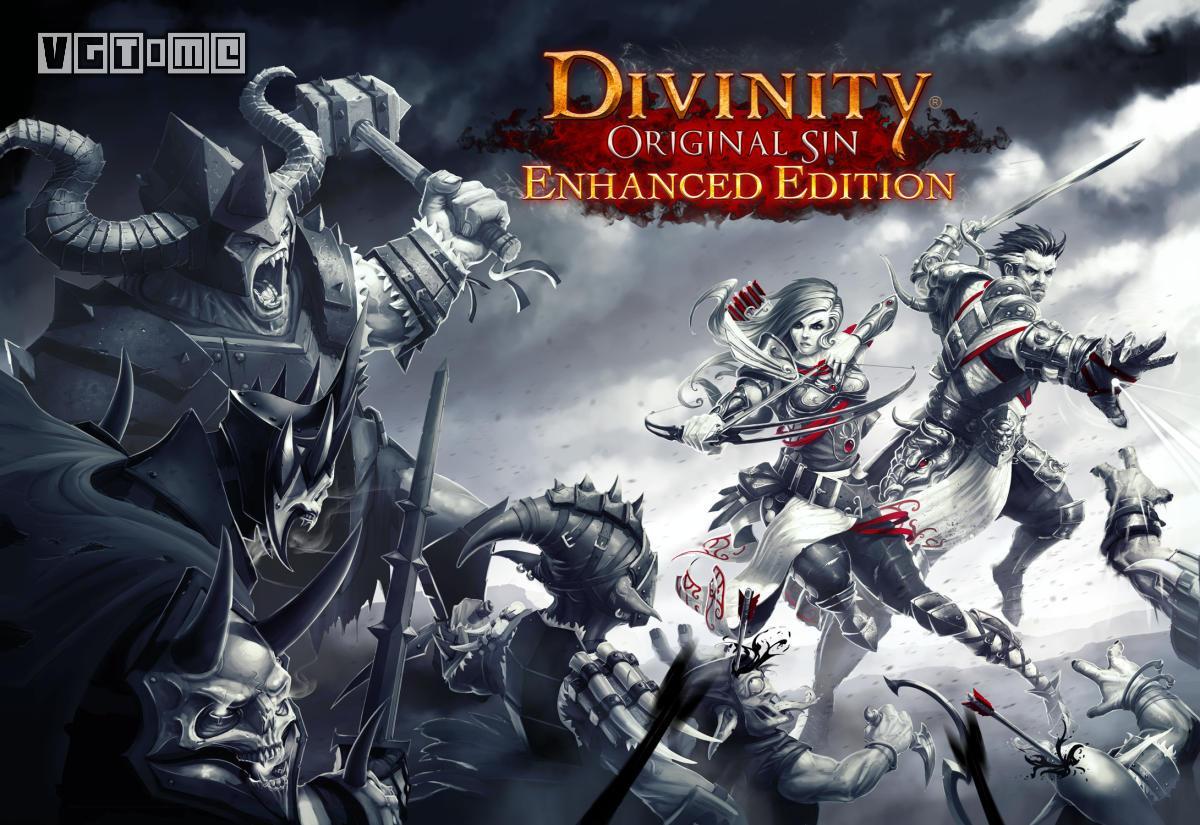 简体中文《神界:原罪 加强版》将于12月8日发售