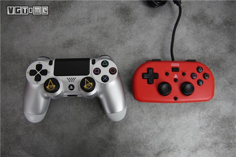 【推广】HORI MINI手柄,一款玩着有NS手感的PS4手柄