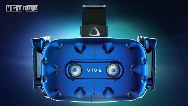 高分辨率+无线体验 HTC公布全新Vive Pro头盔