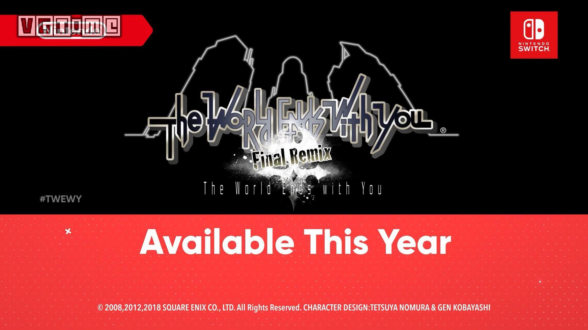 Switch版《美妙世界》正式公布 年内发售