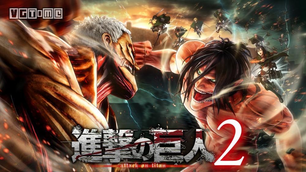 Fami通评分:《进击的巨人2》《星之卡比》携手白金殿堂