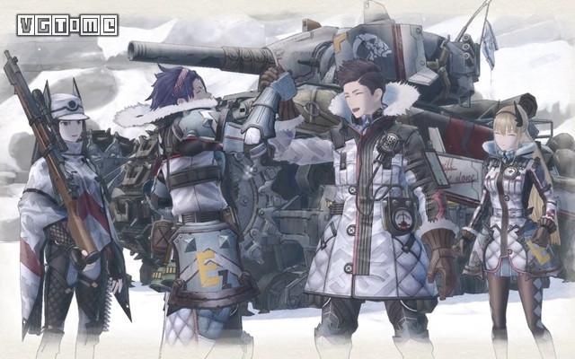 Fami通评分:《二之国2》力压《战场女武神4》