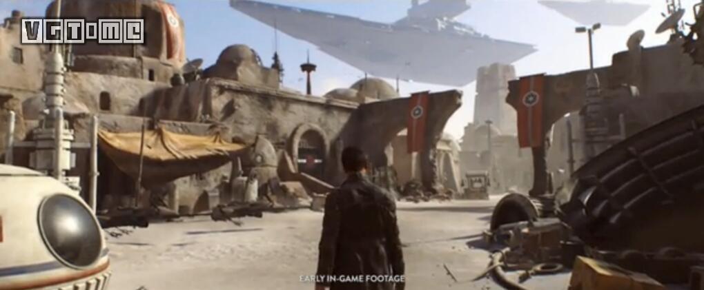 EA正在为《星球大战》的开放世界游戏招募人手