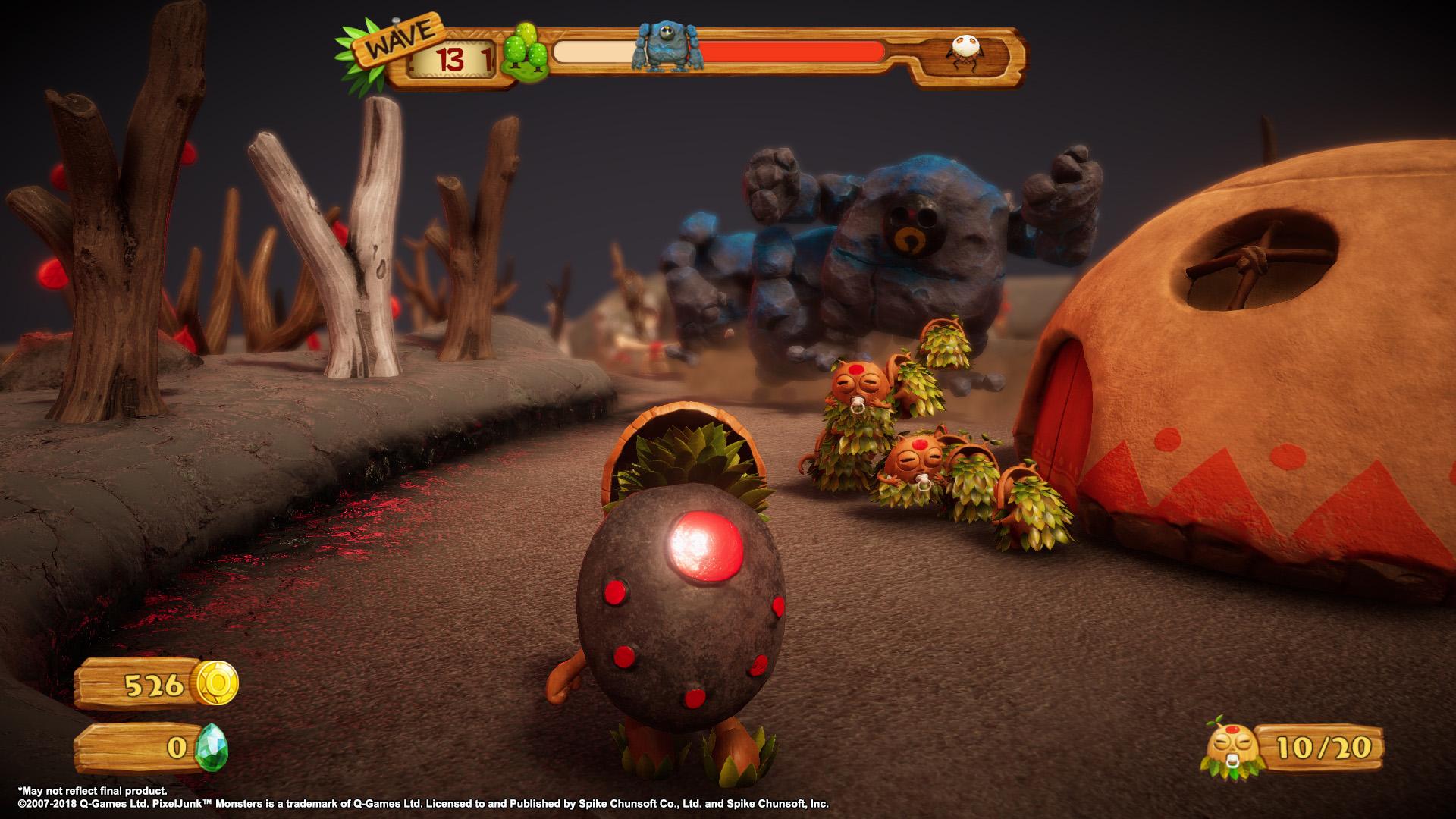 像素垃圾 怪物2 - 游戏时光vgtime
