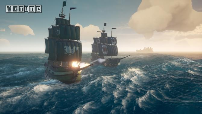 New ships, new creatures, new AI, the thieves of the sea