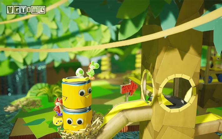 """玩家可以""""翻转""""画面,看到童话世界的另一面,从而解决一系列谜题,体验"""