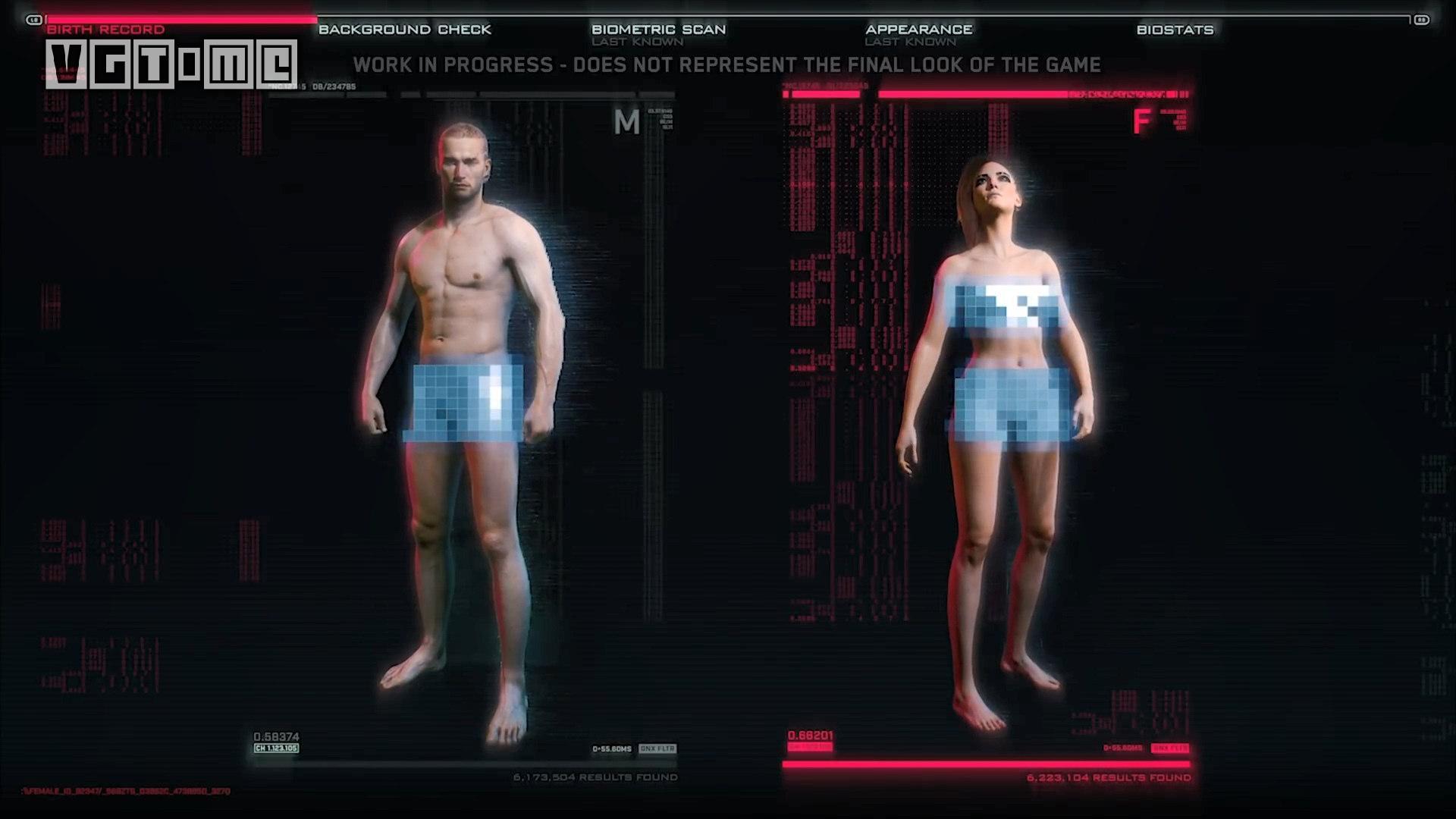 分析与猜想:《赛博朋克2077》演示里隐含的信息