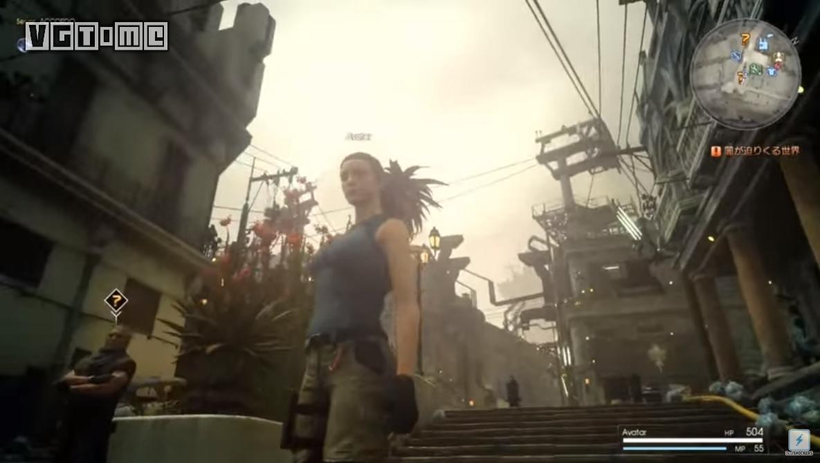 《最终幻想15》联动《古墓丽影 暗影》详情公布 9月25日上线