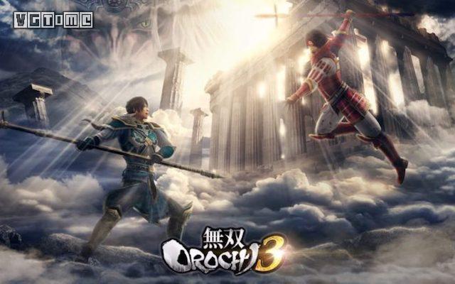 《无双大蛇3》将在9月27日同步推送简体中文补丁