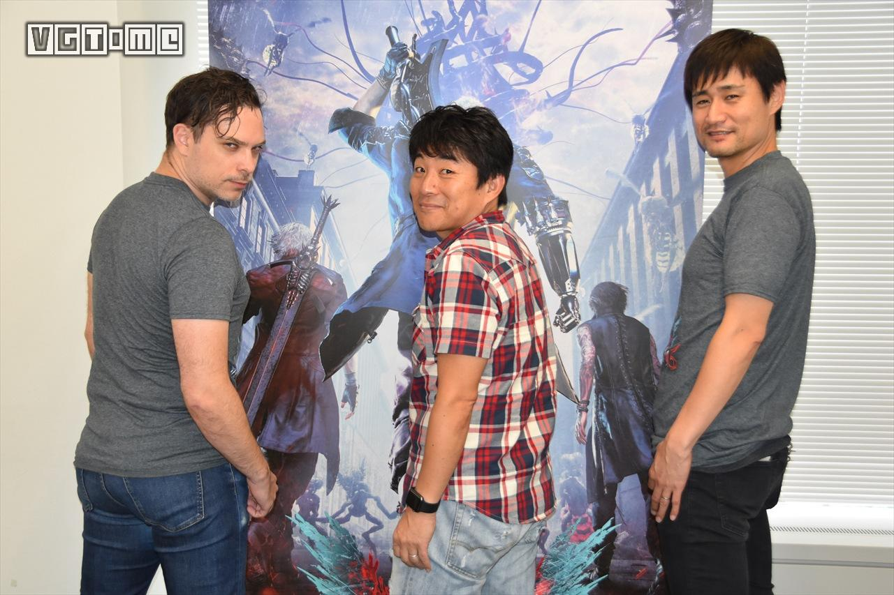 The devil may cry 5 supervision, times have changed, will not change the action game fun