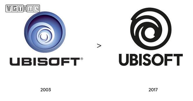 VG盘点:育碧30年,定制 Logo 动画大收集