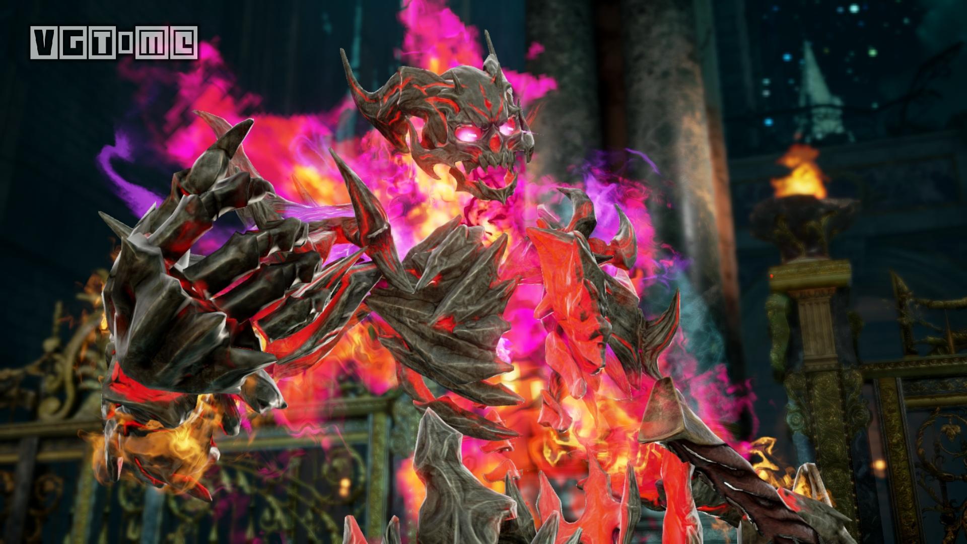 《灵魂能力6》新角色参战 手持魔剑的Inferno