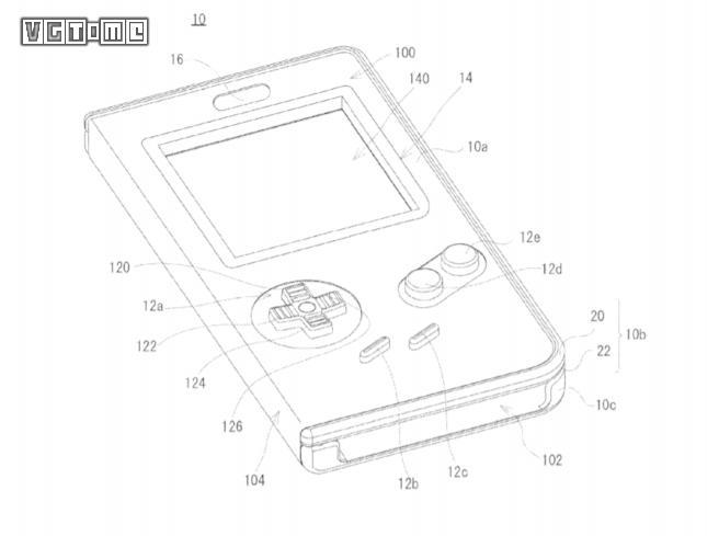 任天堂新专利:让手机变成一台Game Boy
