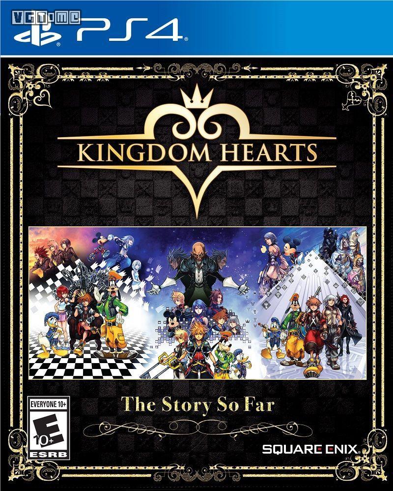 系列故事大回顾 《王国之心》全新合集公布