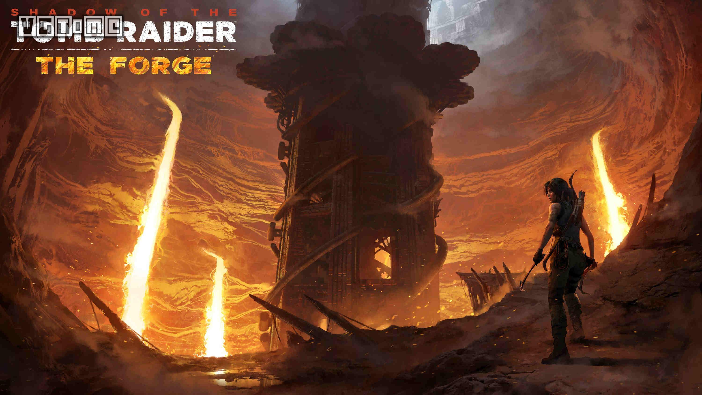"""征服堕落熔岩 《古墓丽影 暗影》首个DLC""""煅炉""""公布"""