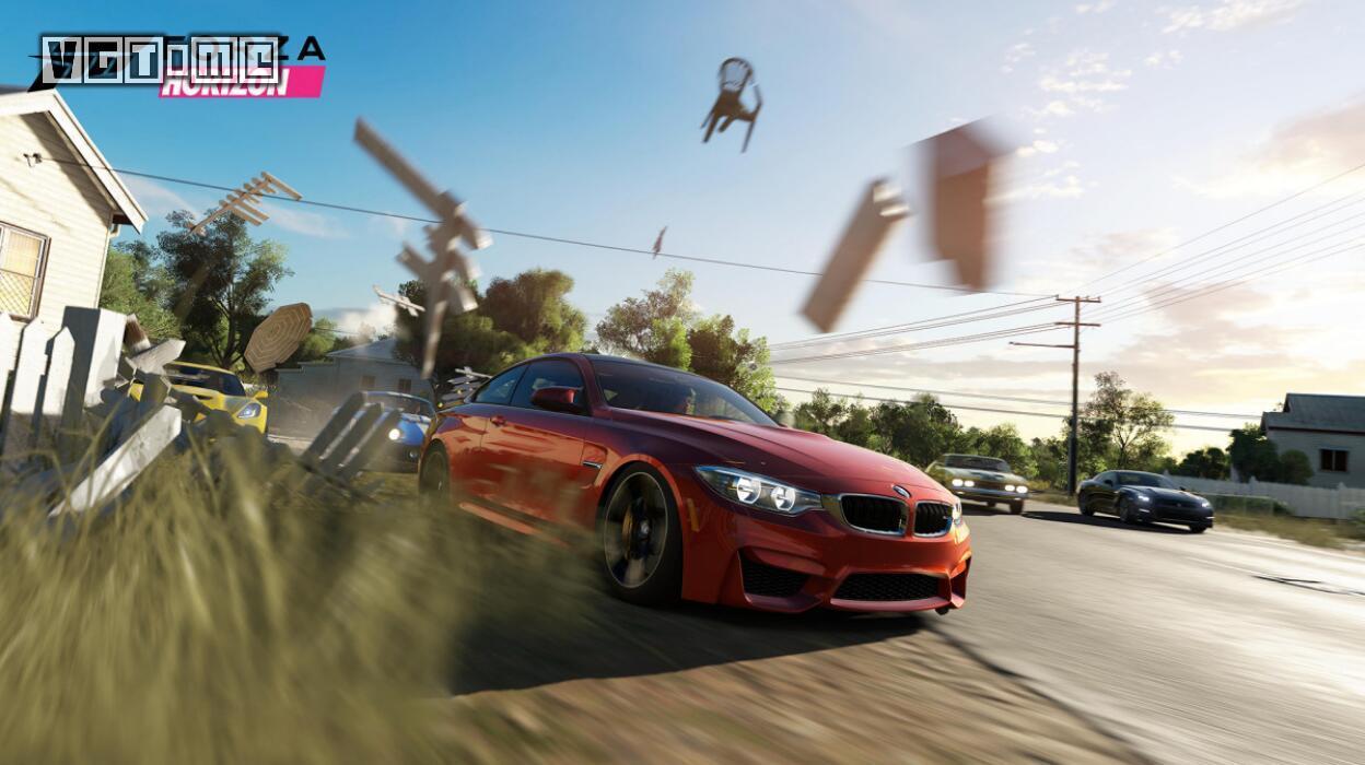 《极限竞速 地平线4》摄影大赛开赛 地表最强主机等你拿