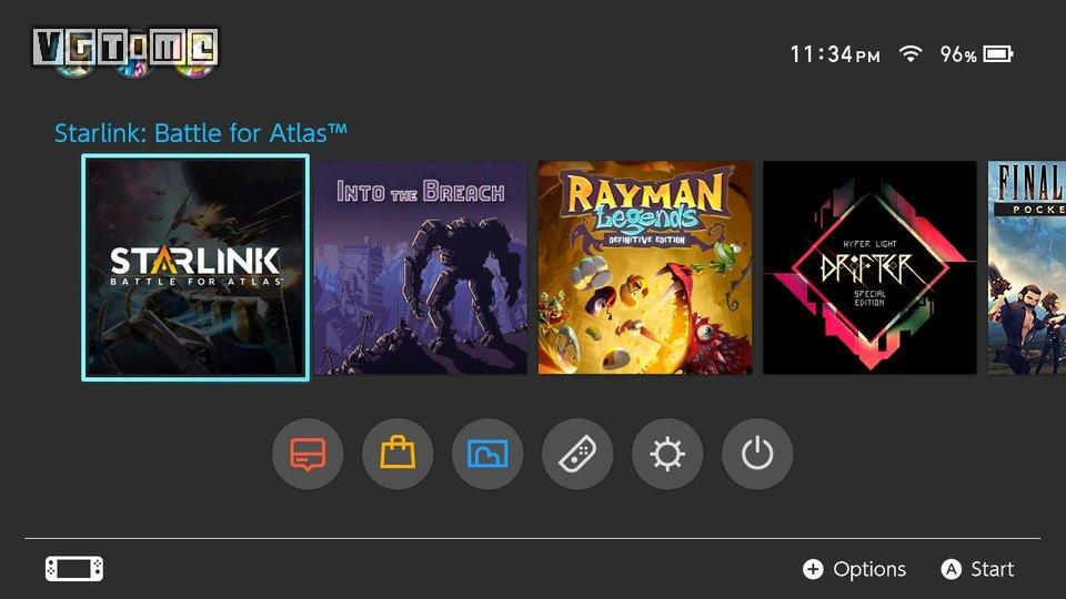 《星链 阿特拉斯之战》上架eShop 无需玩具也可正常游玩