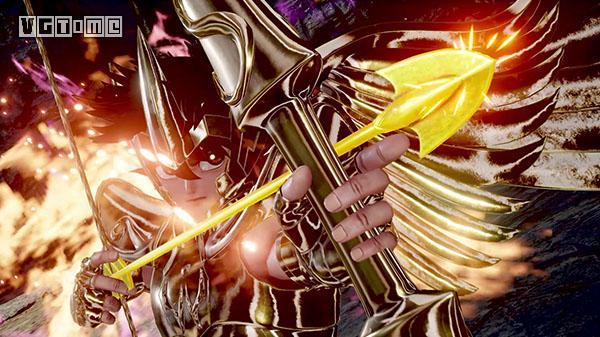 星矢、紫龙参战《Jump力量》