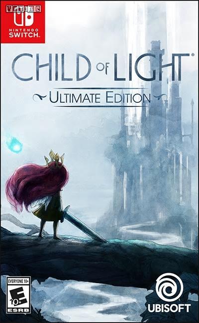 与欧若拉一同冒险 《光之子》终极版现已登陆Switch