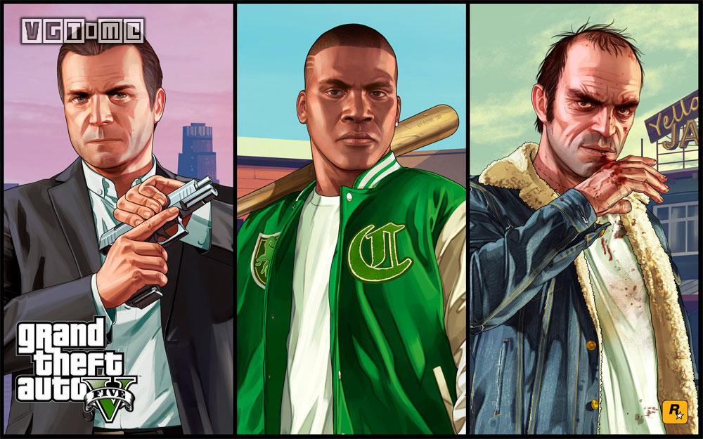 一部关于《GTA 5》的纪录片正在制作中