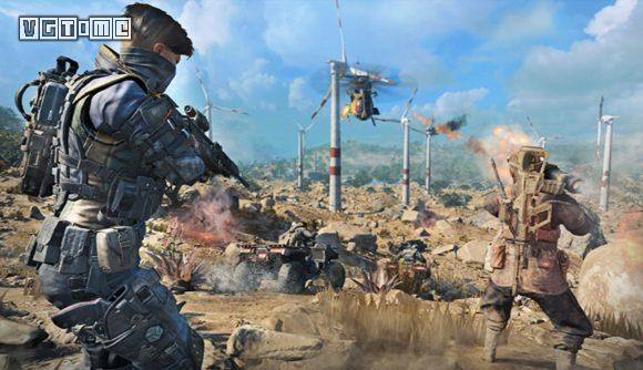 英国游戏周销量:《黑色行动4》创系列11年来实体首发最低