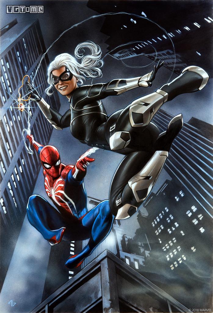 《漫威蜘蛛侠》首个DLC下周发售 新游戏+模式也快了