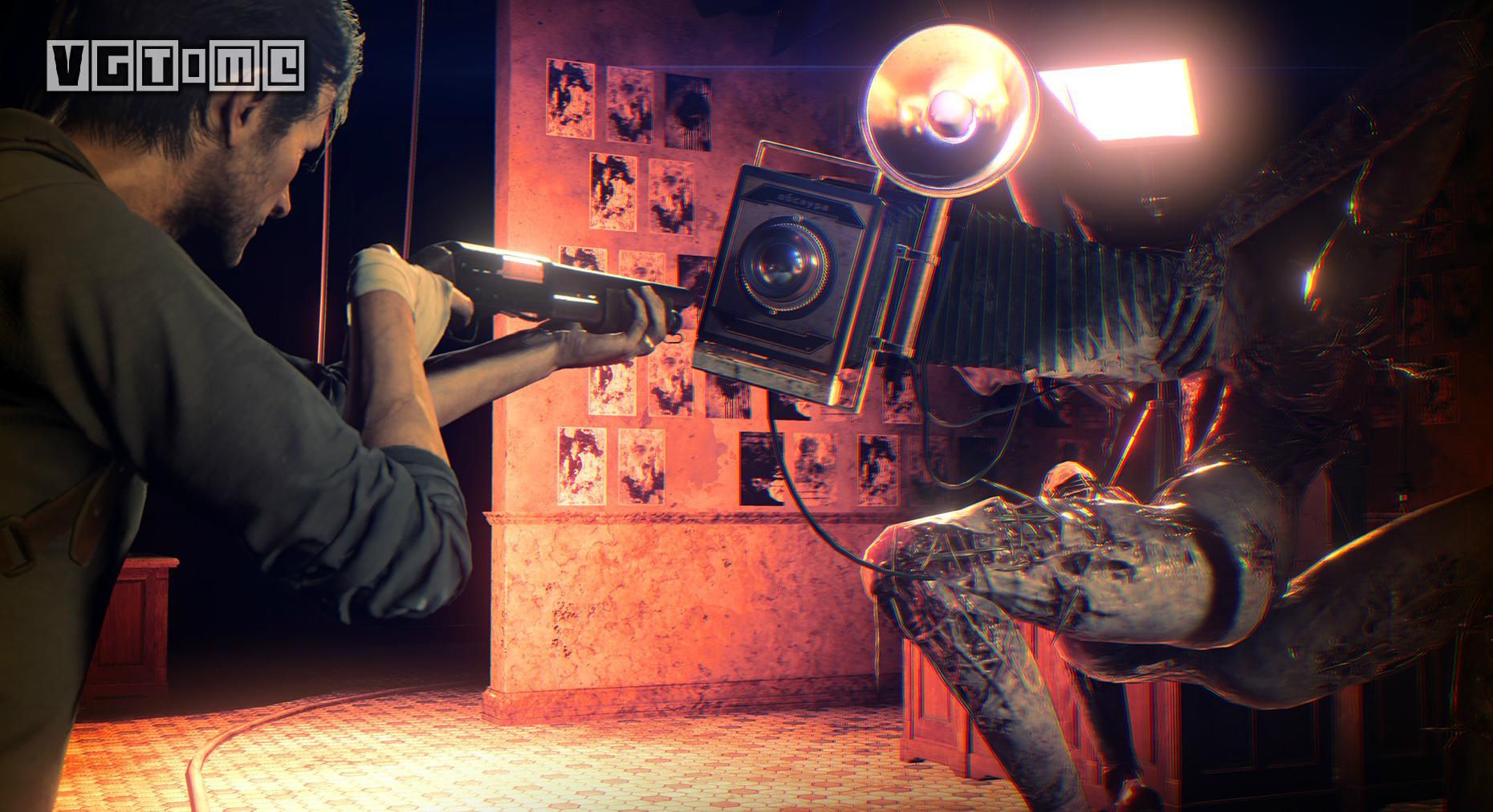 《恶灵附身2》更新噩梦难度和作弊模式 给你全新的体验