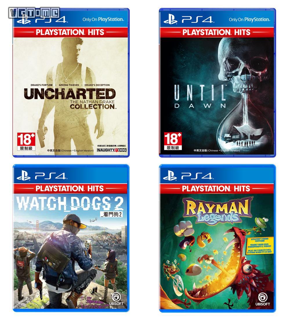 《看门狗2》《神秘海域 内森·德雷克合集》等游戏港版宣布降价