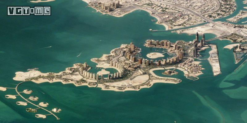 真实地球模拟,来了解一下低角度卫星地图下的城市