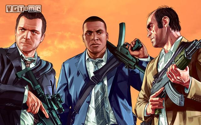 发售五年,《GTA5》全球累计出货量终于突破1亿大关