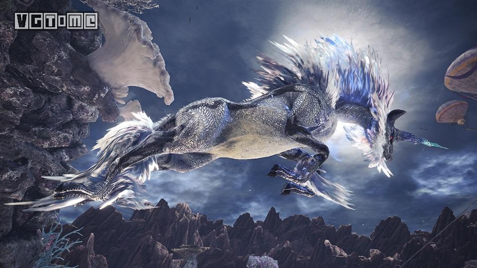 Steam《怪物猎人 世界》11月30日更新历战王麒麟