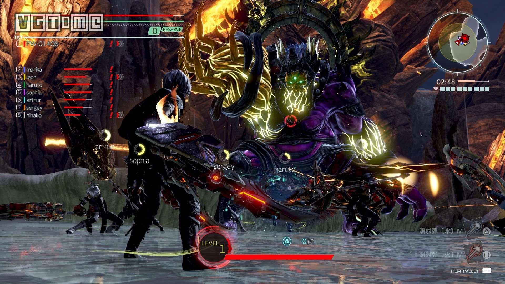 《噬神者3》将于11月29日推出改良版Demo