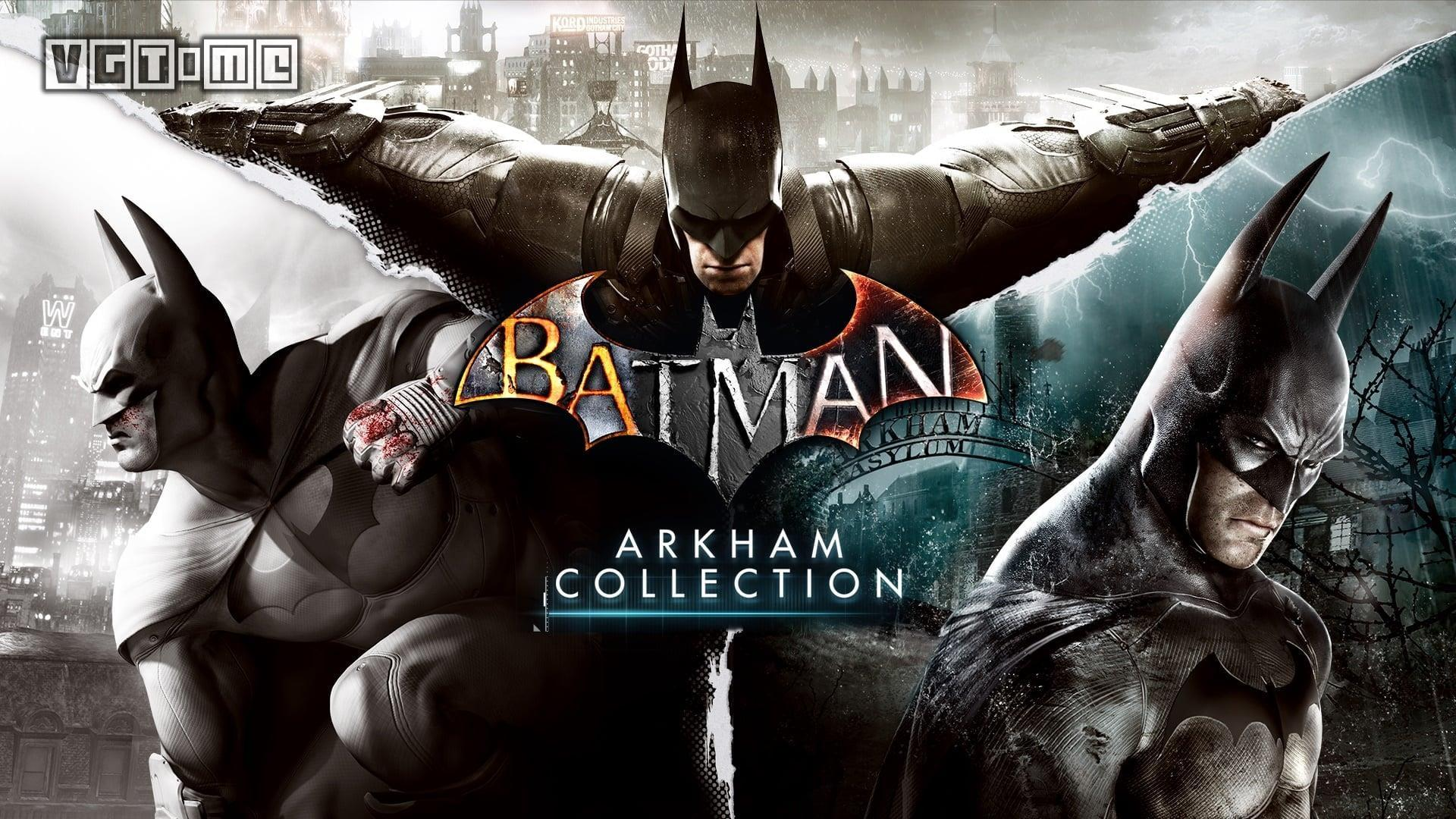 传闻:《蝙蝠侠:阿克汉姆合集》即将发售 支持X1X强化