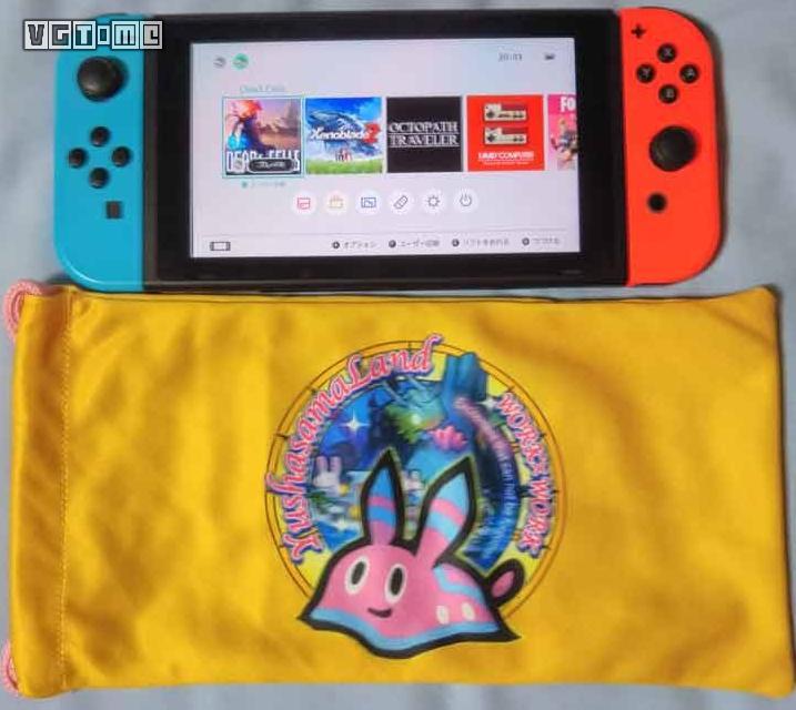 【尬闻】这款PS4游戏的预购特典却是Switch收纳袋
