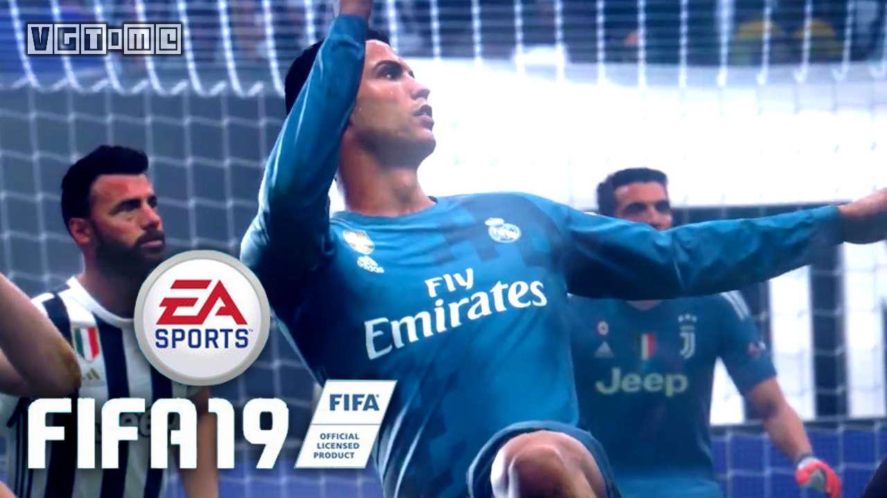 英国游戏周销量:《FIFA 19》再夺第一